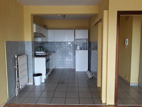 Rénovation appartement | Cuisine AVANT/après