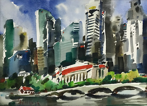 Singapore Central Business District I