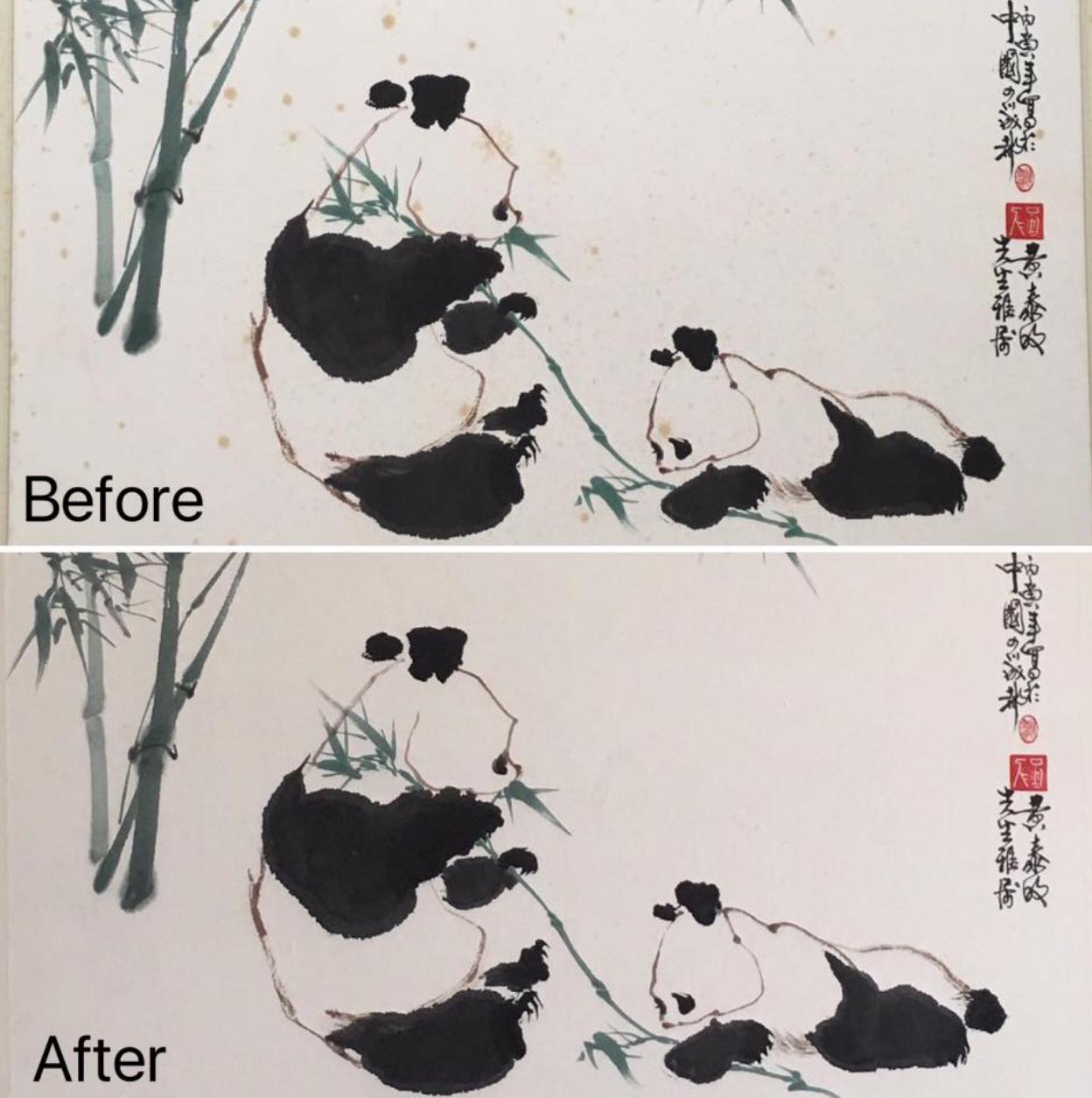 Art restoration 4