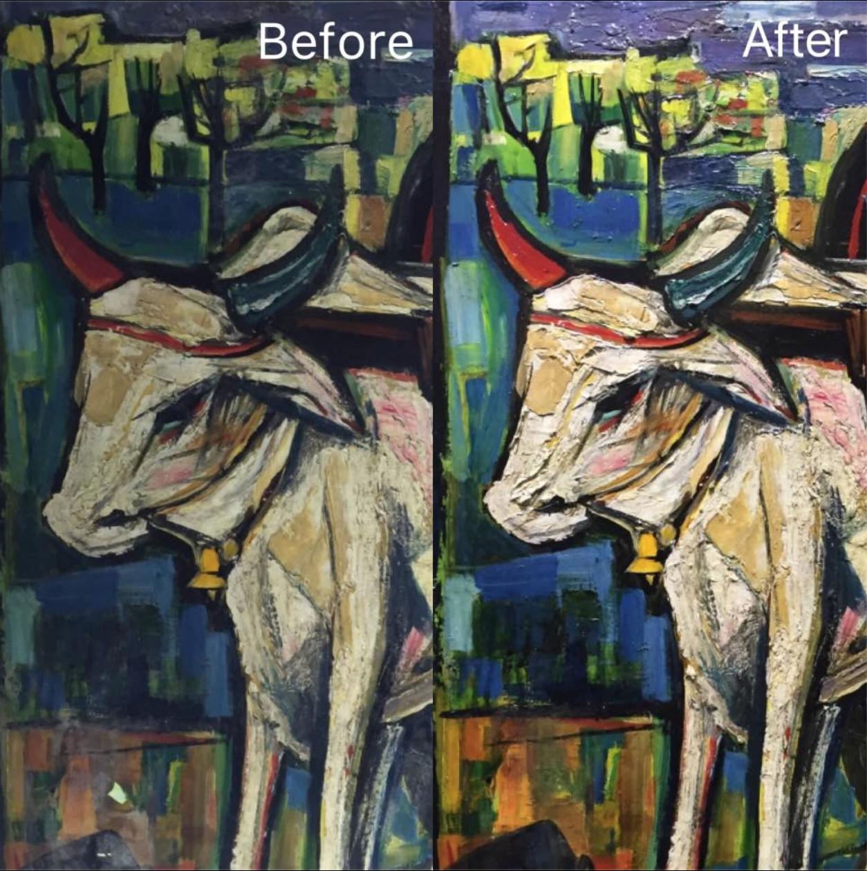 Art restoration 3
