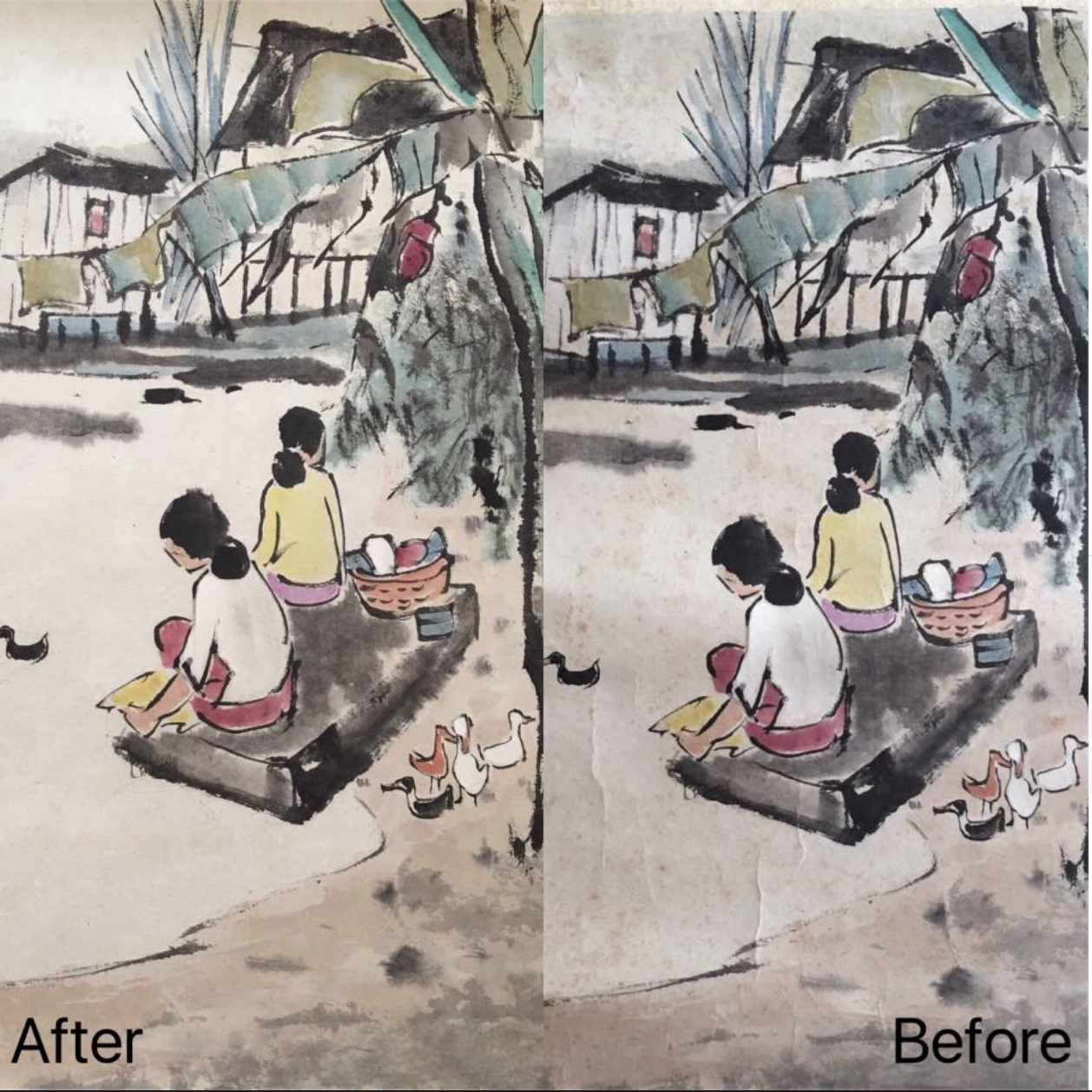 Art restoration 1