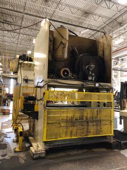 250 ton Stamtec motor