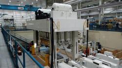 1600 ton Aida servo press
