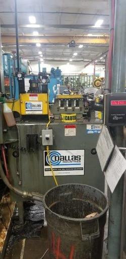 Dallas feed line