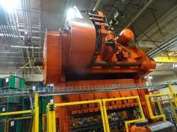 200 ton clearing backshaft