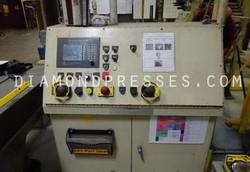 Heim 400 Ton Press For Sale Controls