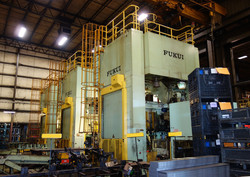 Fukui 550 ton press