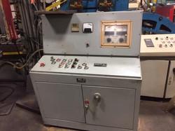 400 ton Blow controls