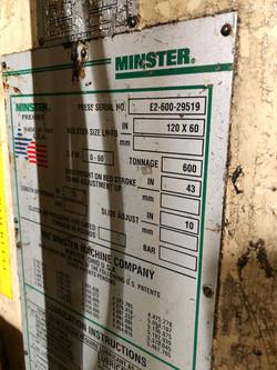 Minster E2-6004