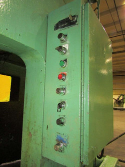 200 ton Clearing controls