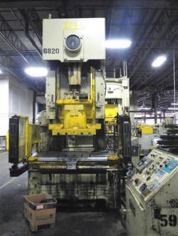 aida 220 ton press 2