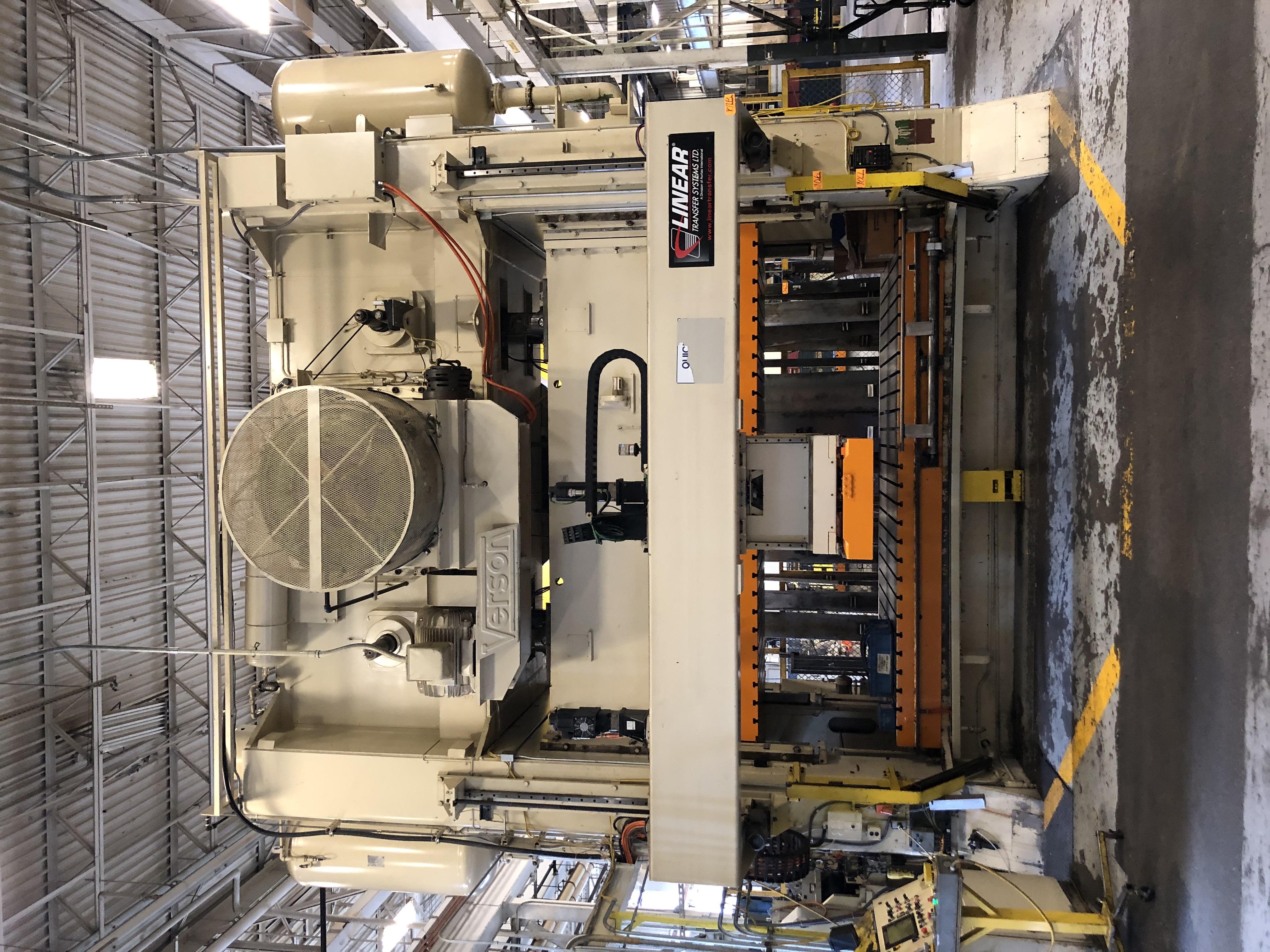 1000 ton Verson front