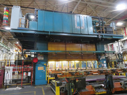 2000 ton Verson ram side