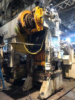 250 ton Bliss single point rear