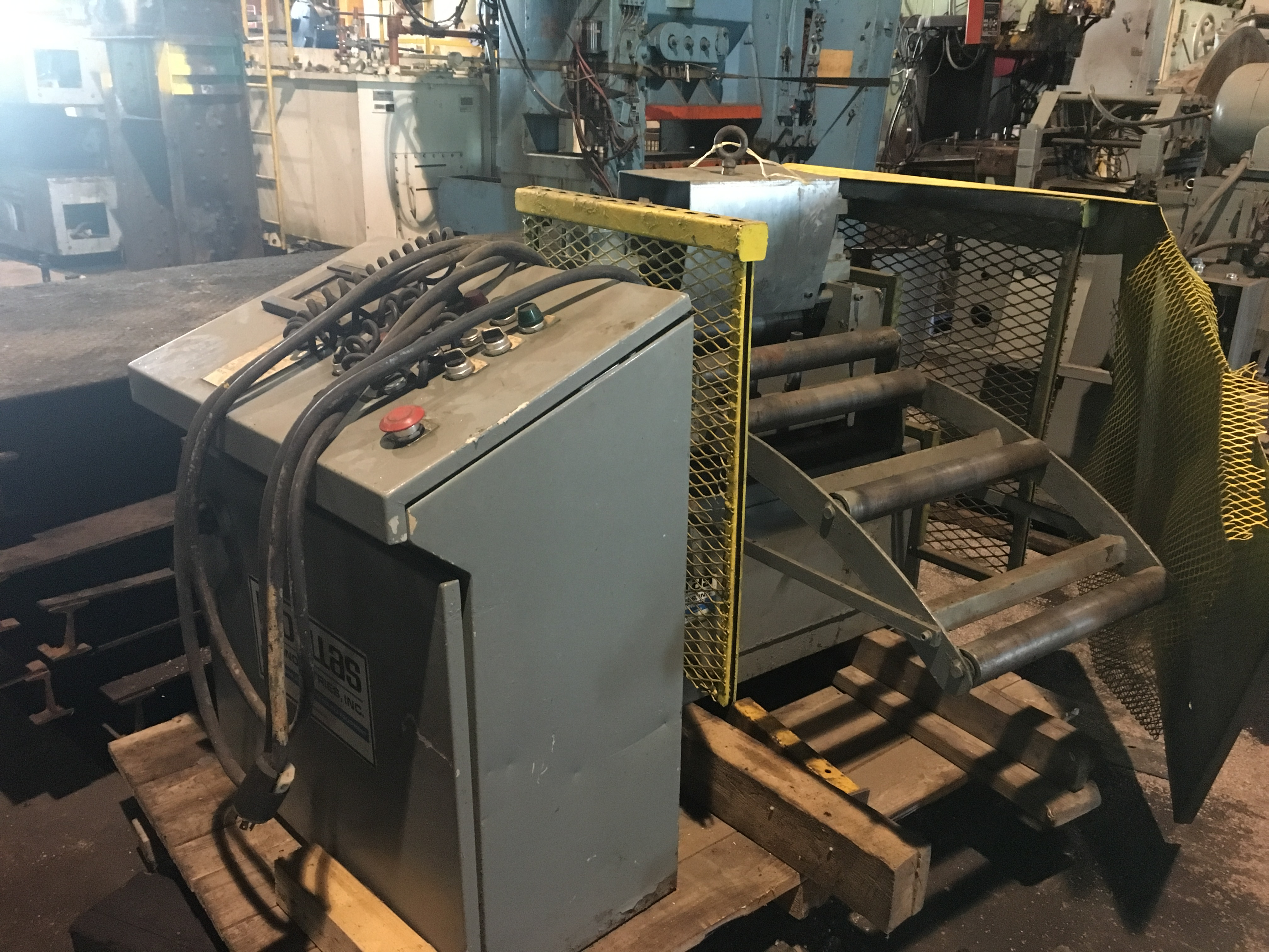 dallas servo feeder