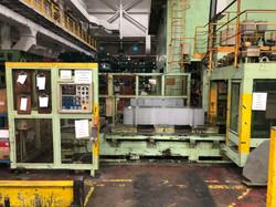 1500 ton Komatsu destacker