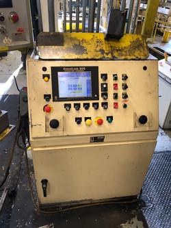 1000 ton Verson controls