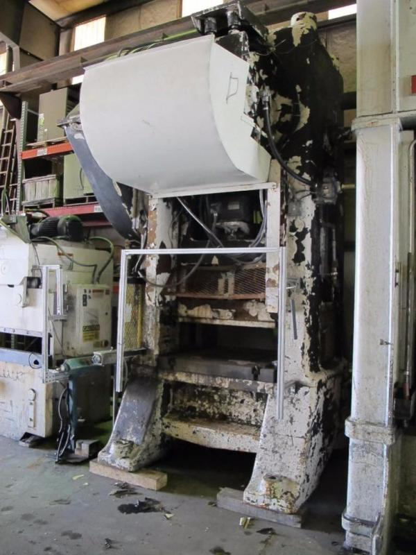 225 ton Minster press