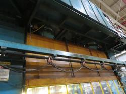 2000 ton Verson slide view