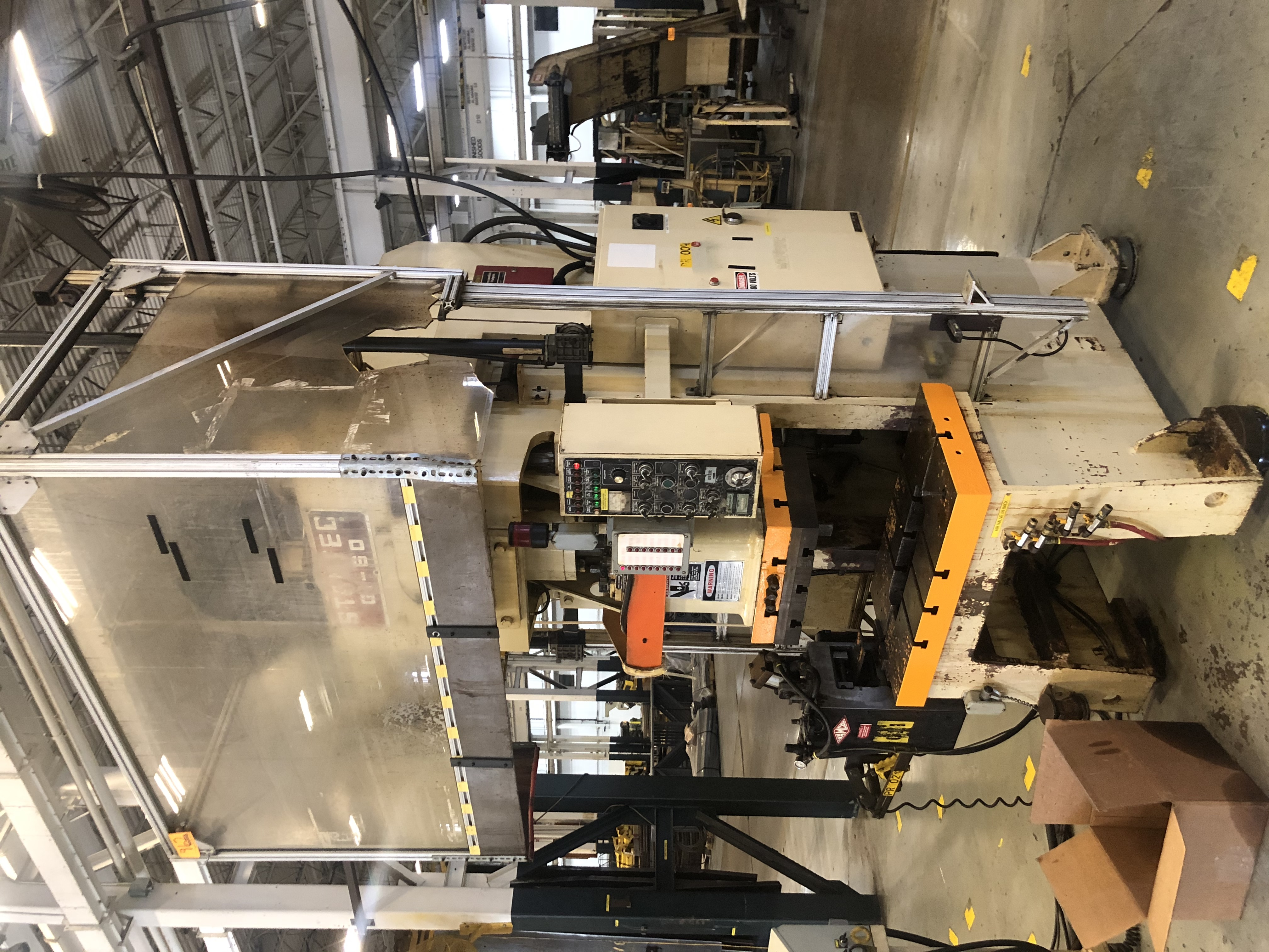 60 ton Stamtec GAP1