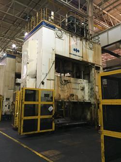 Komatsu 1000 ton press for sale