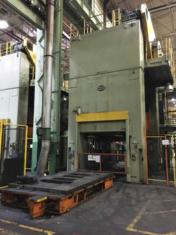 Danly 1000 Ton Press for sale