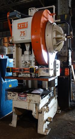 USI Clearing 75Ton OBI SN 54-2134 [a1]