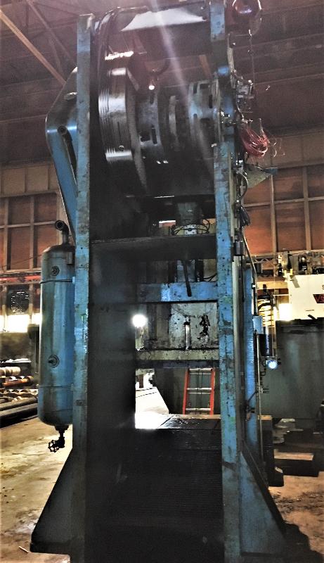 Verson 250T Gap Press [12F O.B.G]  DP1273 e