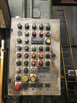 200 ton Niagara controls