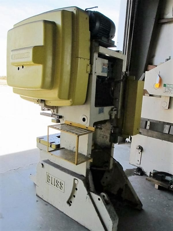 Bliss 45 ton Punch Press