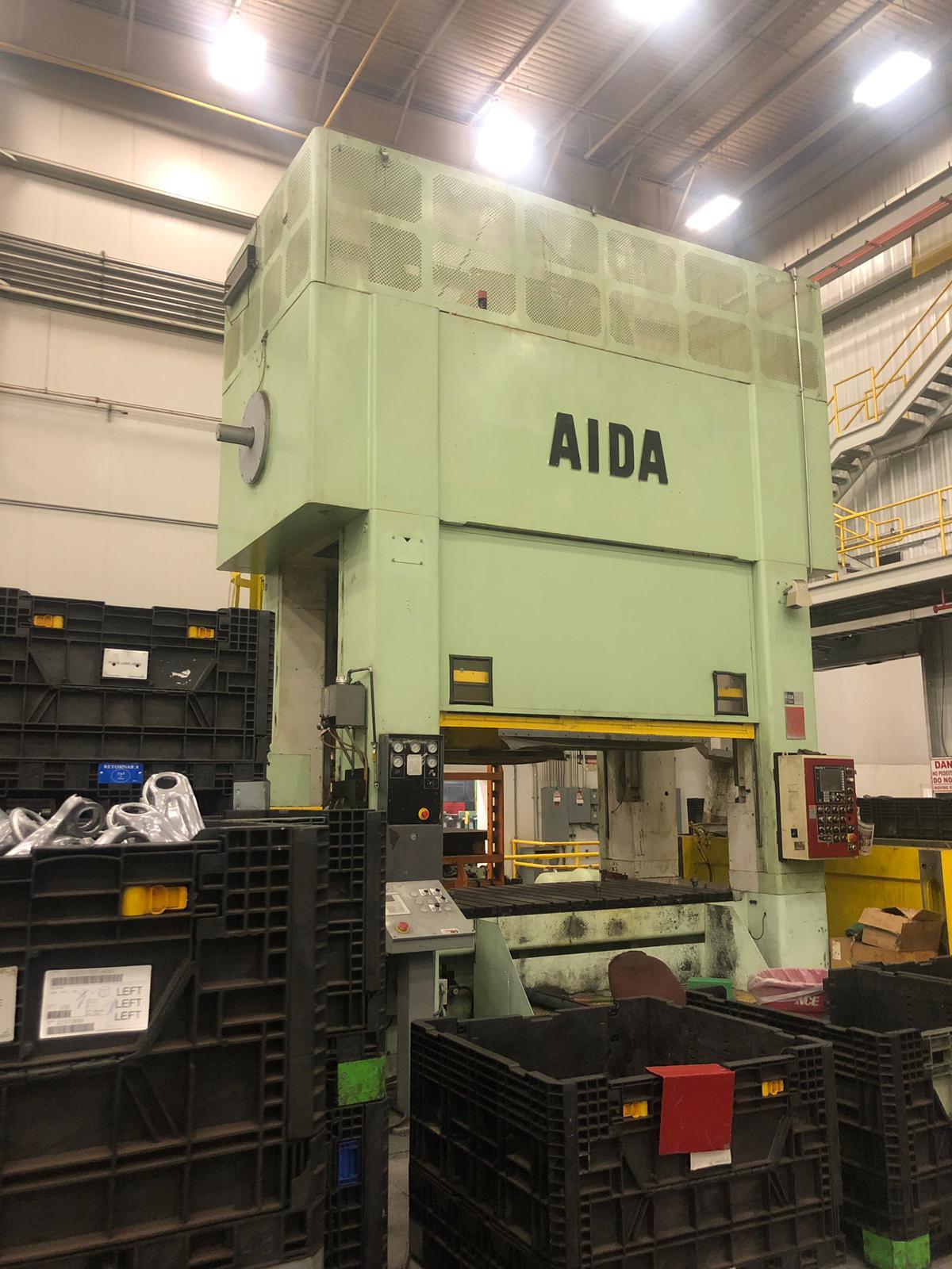 440 ton Aida front