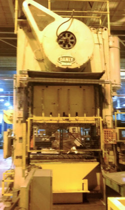 Danly 300 ton press for sale