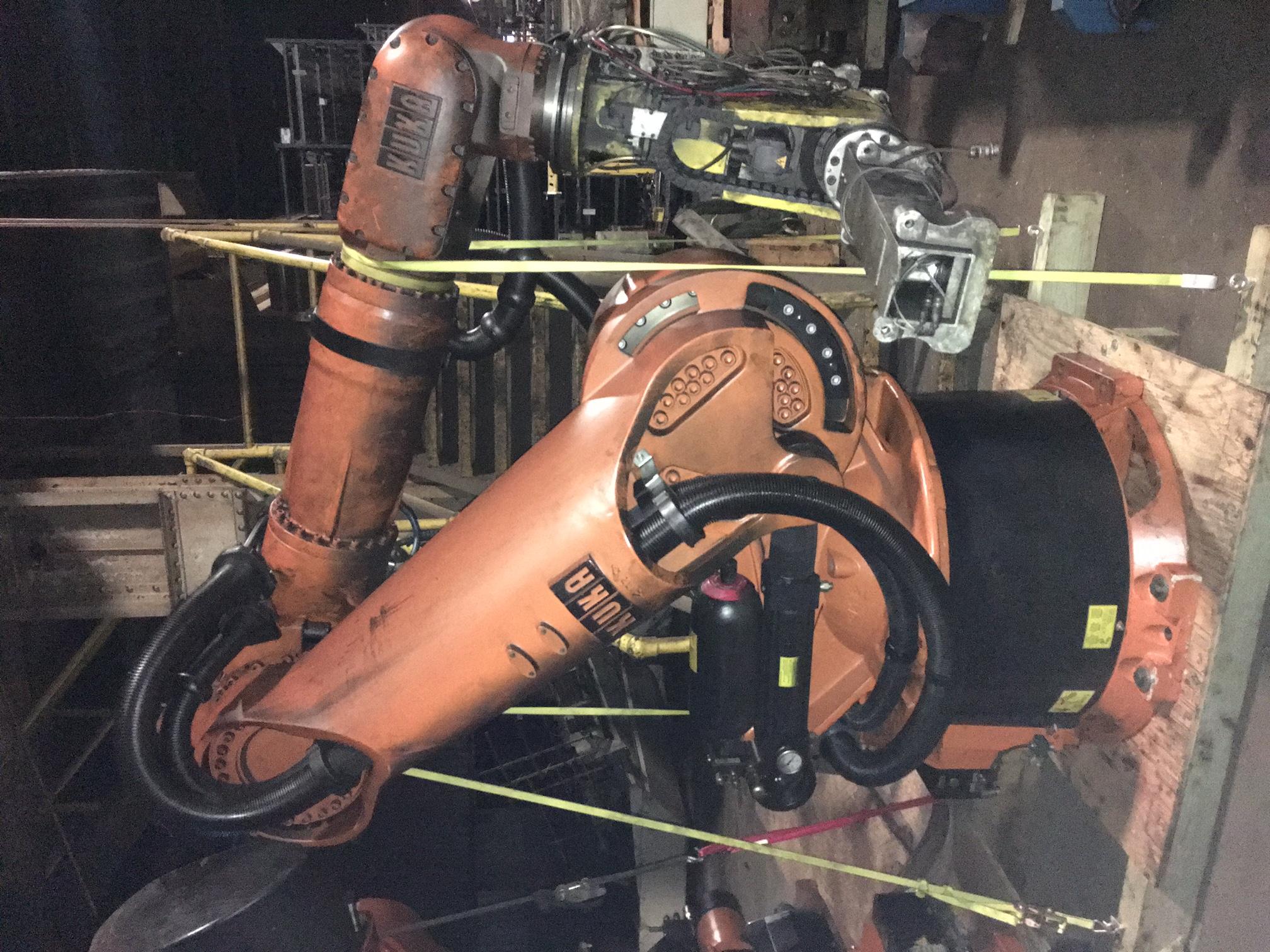kuka robot 3