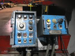 220 ton Aida controls