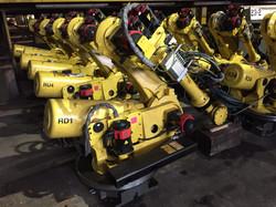 fanuc robots 1