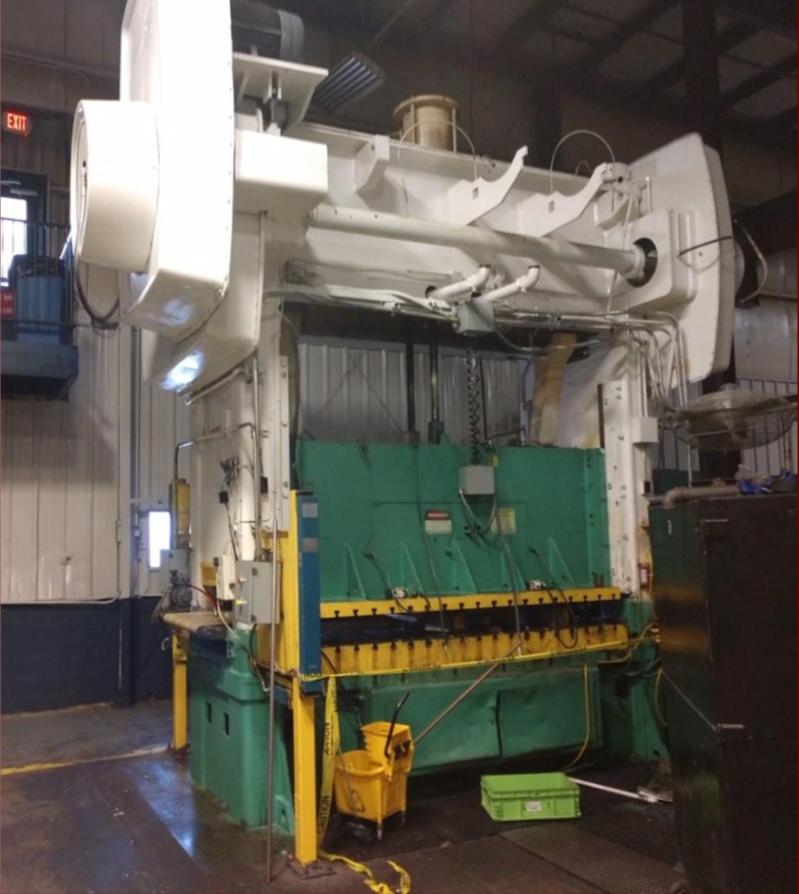 330 ton Clearing Niagara