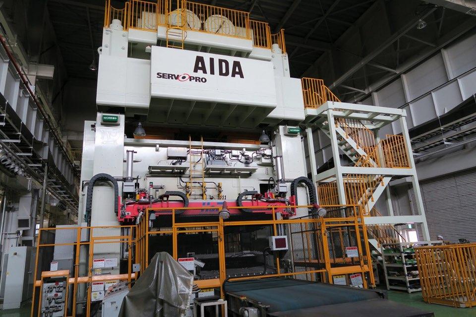 2300 ton Aida