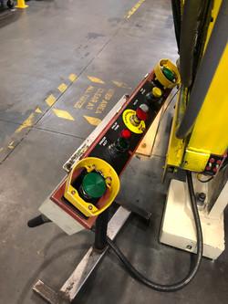 110 ton Verson T-stand