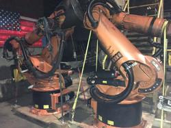 kuka robot 2