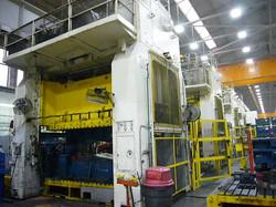 Rovetta 700 ton press for sale