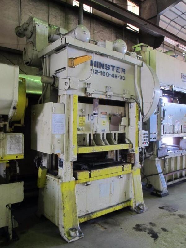 Minster S2-100-48-30 SN S2-100-12879 [b]