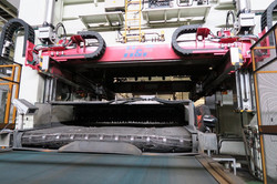 2300 ton Aida transfer