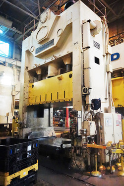 USI Clearing 600 ton press for sale