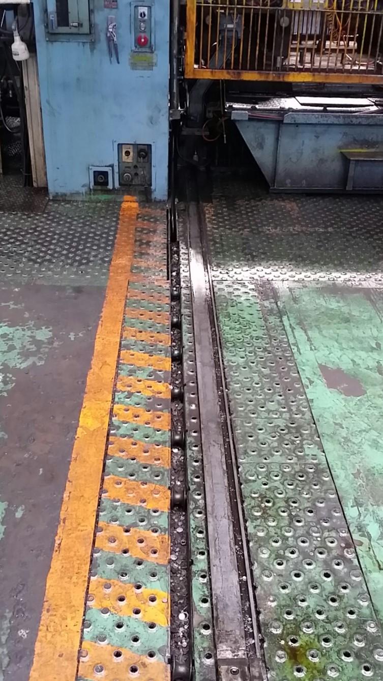 Fukui 1200 ton press for sale