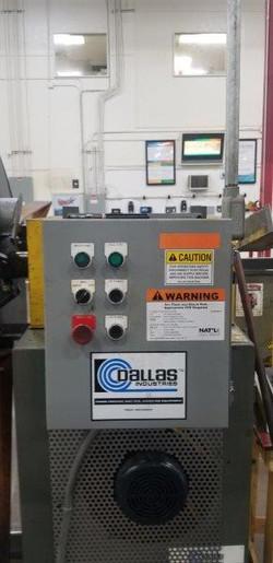 Dallas control panel