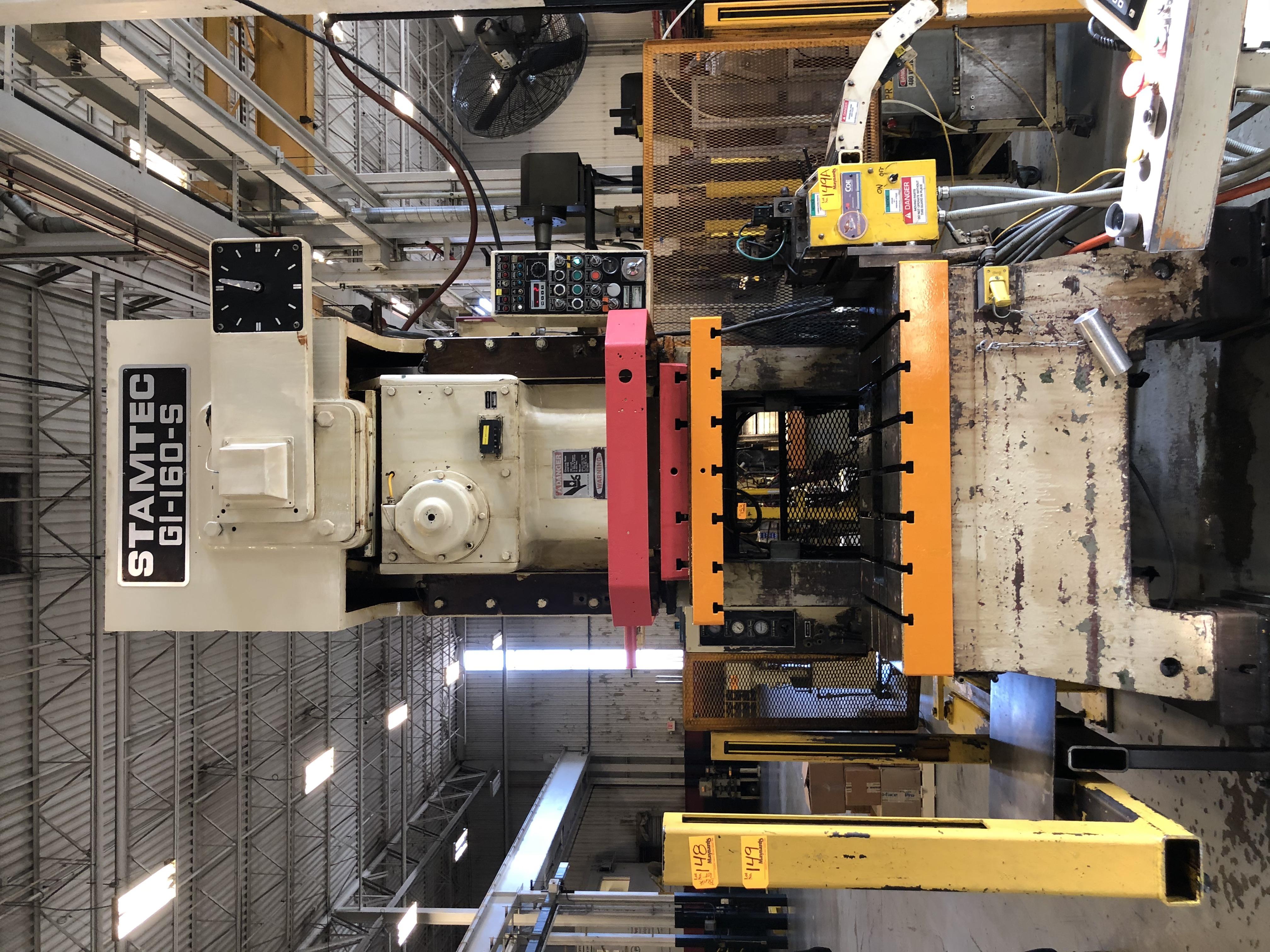 160 ton Stamtec4