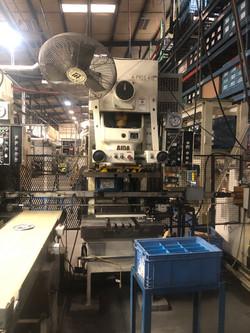 60 ton Aida press