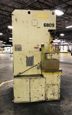 Aida 60 ton press 2