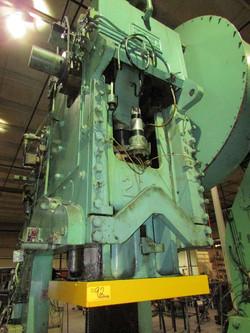 200 ton USI Clearing ram