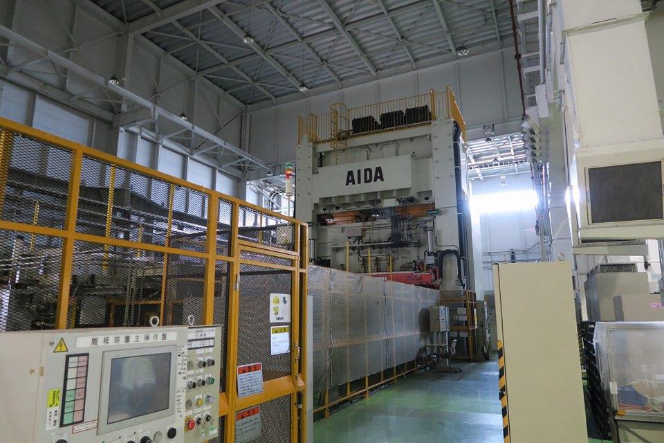 2300 ton Servo Press